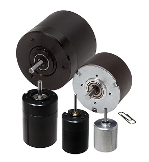 Allied Motion KinetiMax brushless BLDC external rotor motors