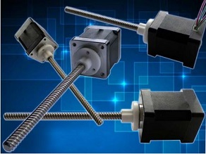 Geeplus stepping motor leadscrew actuator, linear actuator