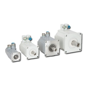 AKM Washdown and Foodgrade Servo Motors, Resistant to corrosive chemicals including highly alkaline or acidic cleaning products